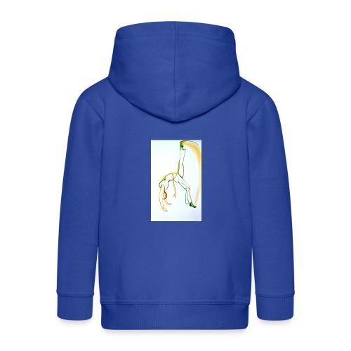 small capo 4 - Kids' Premium Zip Hoodie