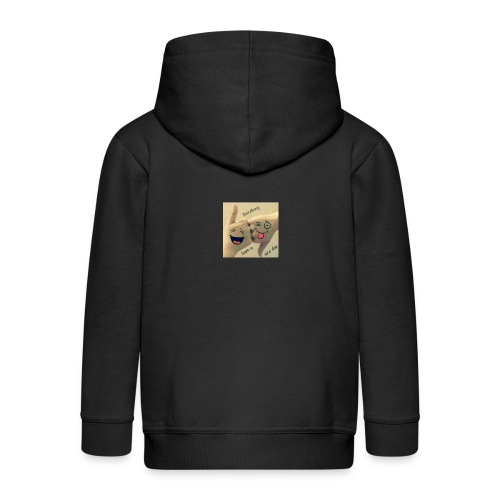Friends 3 - Kids' Premium Zip Hoodie