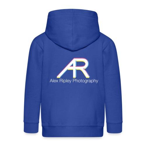 AR Photography - Kids' Premium Hooded Jacket