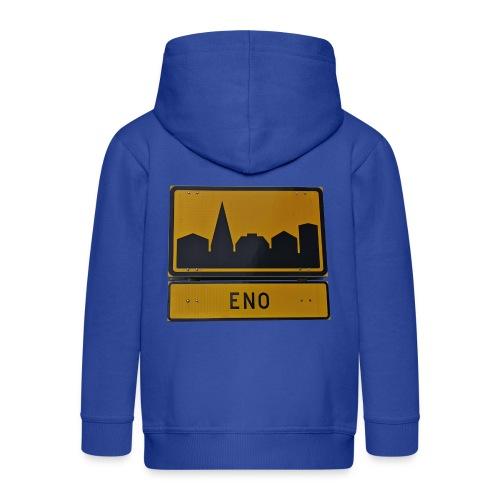 The Eno - Lasten premium hupparitakki