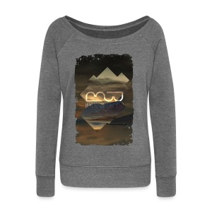 Women's shirt Album Art - Women's Boat Neck Long Sleeve Top
