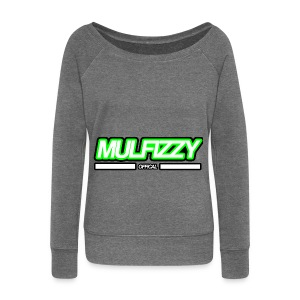 Mulfizzy T-Shirt - Women's Boat Neck Long Sleeve Top
