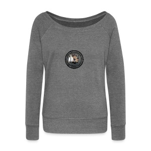 WoodsGaming - Women's Boat Neck Long Sleeve Top