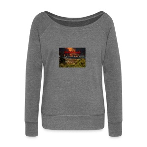 The Devolved Long TS1 - Women's Boat Neck Long Sleeve Top