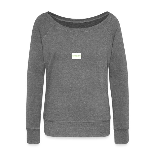 deathnumtv - Women's Boat Neck Long Sleeve Top