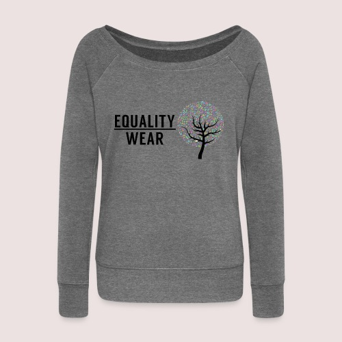 Musical Equality Edition - Women's Boat Neck Long Sleeve Top