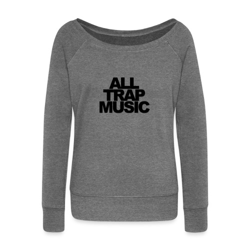 All Trap Music - Pull Femme col bateau de Bella