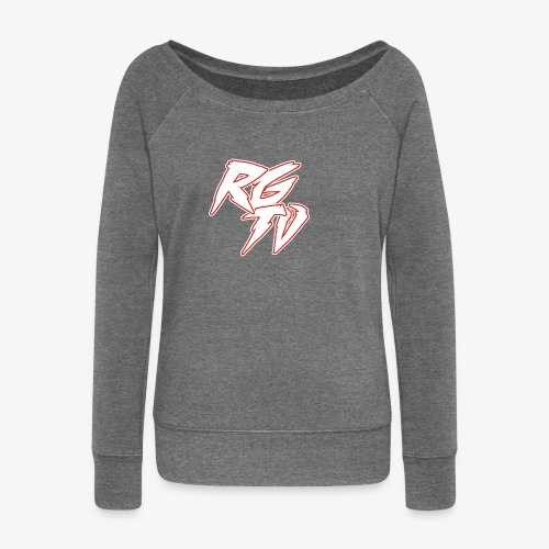 RGTV 1 - Women's Boat Neck Long Sleeve Top