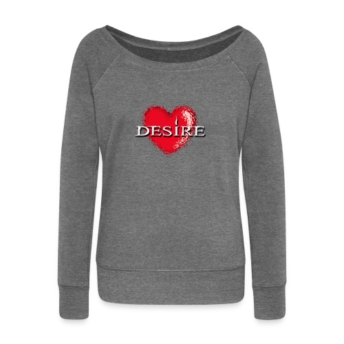 Desire Nightclub - Women's Boat Neck Long Sleeve Top