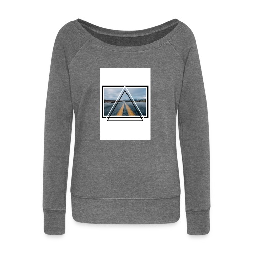 On the Road - Pull Femme col bateau de Bella