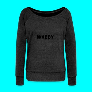 Wardy - Women's Boat Neck Long Sleeve Top