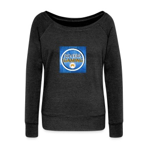 Reverb Gaming - Women's Boat Neck Long Sleeve Top