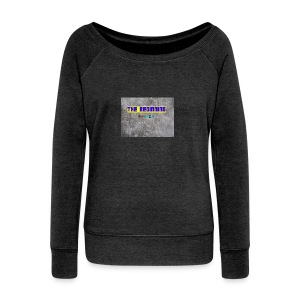 The Beginning - Women's Boat Neck Long Sleeve Top