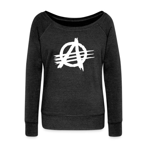 AGaiNST ALL AuTHoRiTieS - Women's Boat Neck Long Sleeve Top