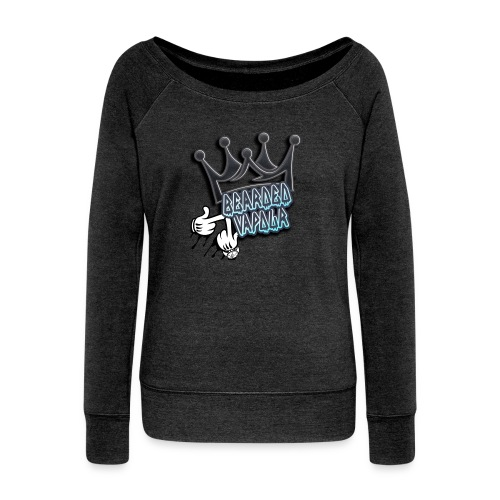 all hands on deck - Women's Boat Neck Long Sleeve Top