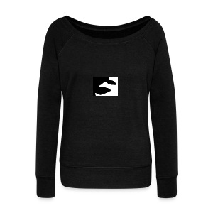 Artwork_1-png - Women's Boat Neck Long Sleeve Top