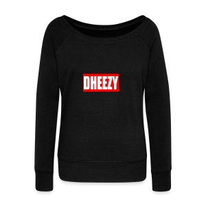 dheezyclothes - Women's Boat Neck Long Sleeve Top