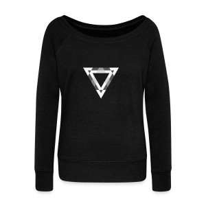 The Team - Women's Boat Neck Long Sleeve Top