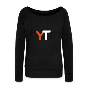 Yogii Tube - Women's Boat Neck Long Sleeve Top