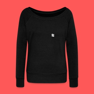 Black clothes - Women's Boat Neck Long Sleeve Top