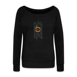 I'm ON Juice - Women's Boat Neck Long Sleeve Top