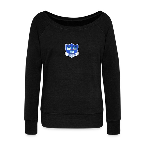 Dublin - Eire Apparel - Women's Boat Neck Long Sleeve Top