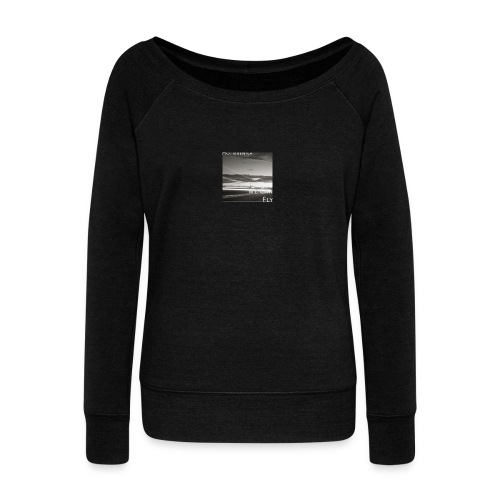 we can fly tshirts - Women's Boat Neck Long Sleeve Top