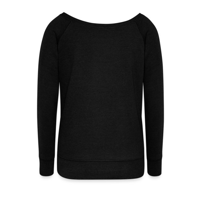 Domestic Slave Boat Neck Long sleeve top