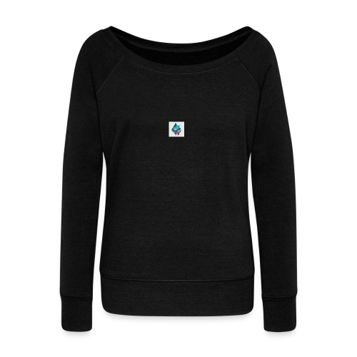 souncloud - Women's Boat Neck Long Sleeve Top