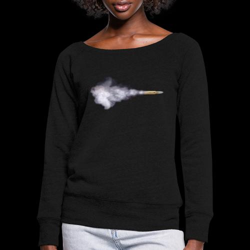 Spectrum [IMPACT COLLECTION] - Women's Boat Neck Long Sleeve Top