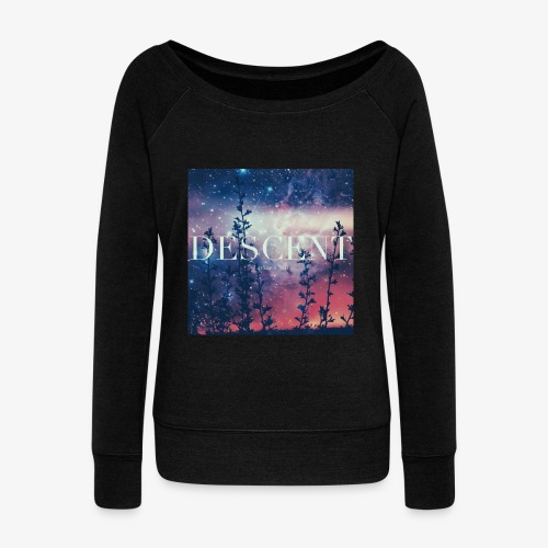 Descent - Women's Boat Neck Long Sleeve Top