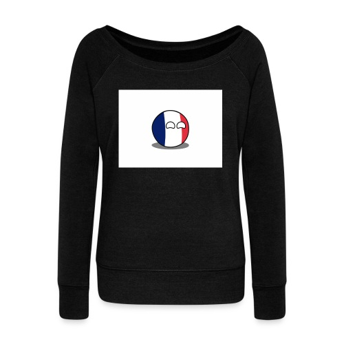 France Simple - Pull Femme col bateau de Bella