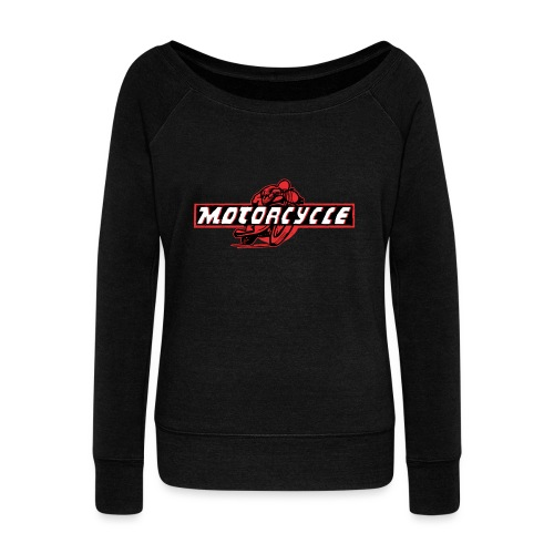 Need for Speed - Pull Femme col bateau de Bella