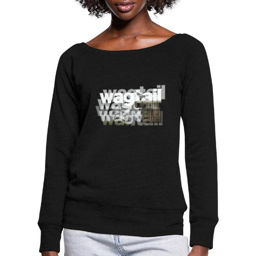 Wagtail - Women's Boat Neck Long Sleeve Top