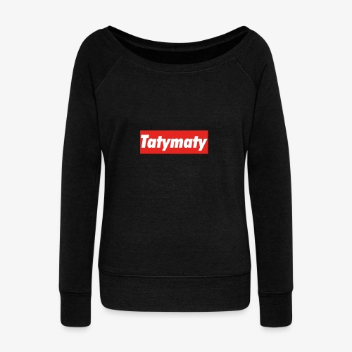 TatyMaty Clothing - Women's Boat Neck Long Sleeve Top
