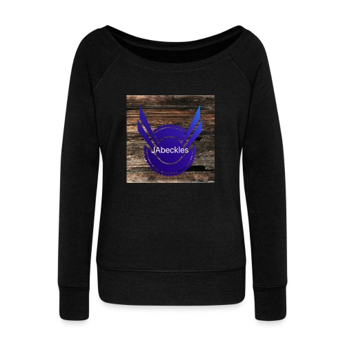 JAbeckles - Women's Boat Neck Long Sleeve Top