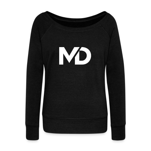 MD Clothing Official© - Pull Femme col bateau de Bella
