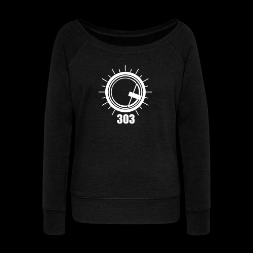Push the 303 - Women's Boat Neck Long Sleeve Top