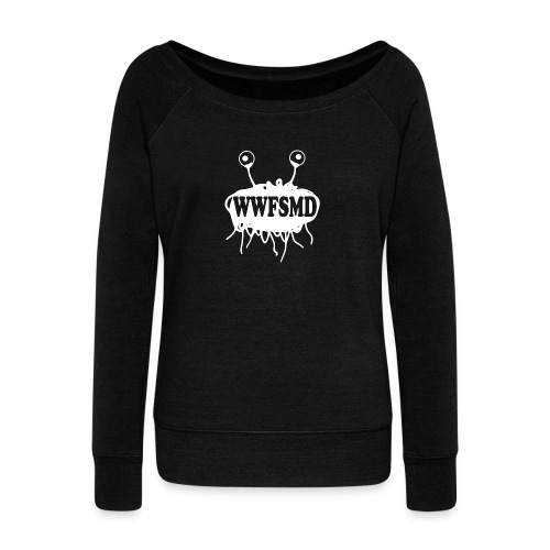 WWFSMD - Women's Boat Neck Long Sleeve Top