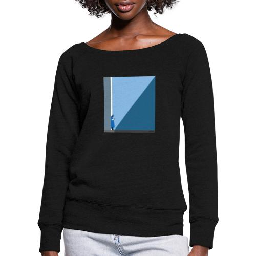 TOUAREG - Women's Boat Neck Long Sleeve Top