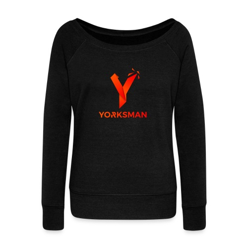 THeOnlyYorksman's Teenage Premium T-Shirt - Women's Boat Neck Long Sleeve Top