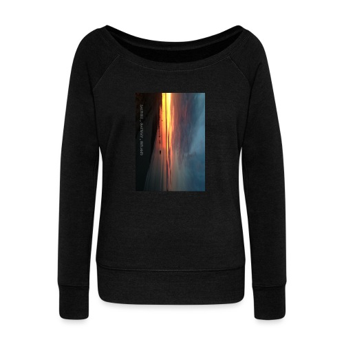 SALTHILL GALWAY - Women's Boat Neck Long Sleeve Top