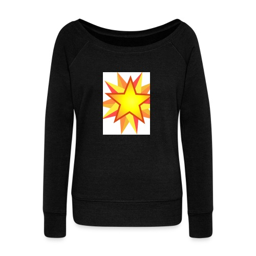 ck star merch - Women's Boat Neck Long Sleeve Top