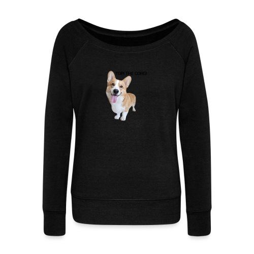 Silly Topi - Women's Boat Neck Long Sleeve Top
