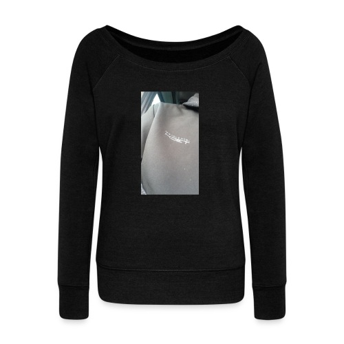 IMG 0829 - Women's Boat Neck Long Sleeve Top