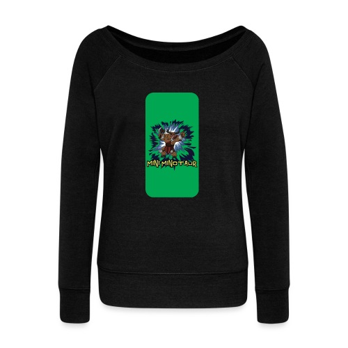 iphone 44s02 - Women's Boat Neck Long Sleeve Top
