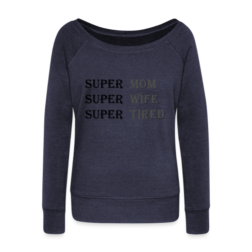 Super Mamma Collection - Damegenser med båthals fra Bella