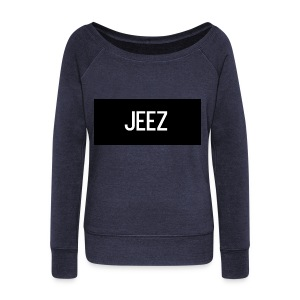 jeezclothing - Women's Boat Neck Long Sleeve Top