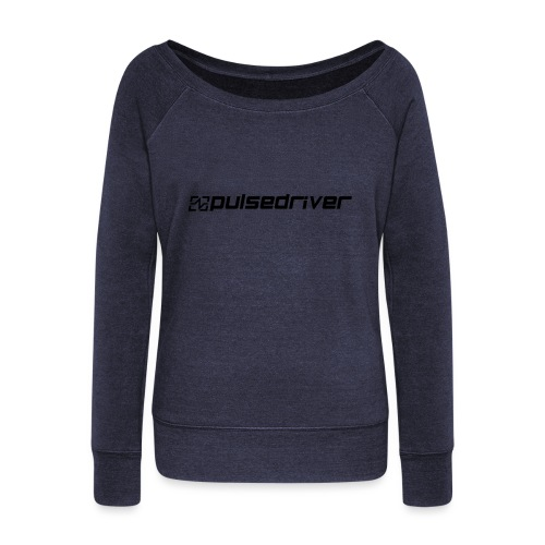 Pulsedriver Beanie - Women's Boat Neck Long Sleeve Top