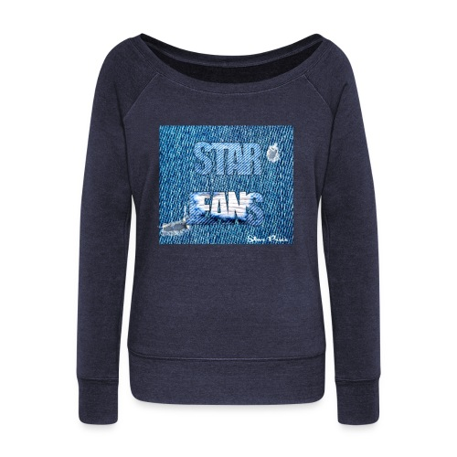 JEANS STAR PRICE - Women's Boat Neck Long Sleeve Top